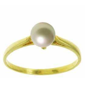 Bague amanda en or avec perle de culture