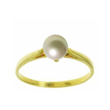 prix bague or avec perle de culture