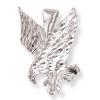 Pendentif aigle Américain en argent