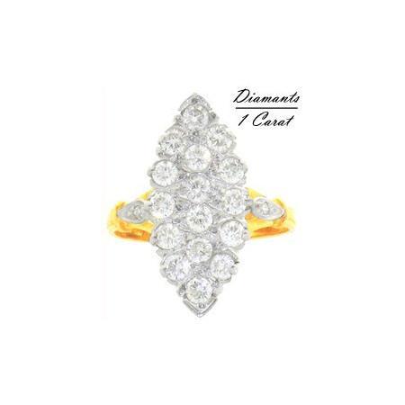 bague diamant marquise