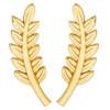 Clous or composé de palmes