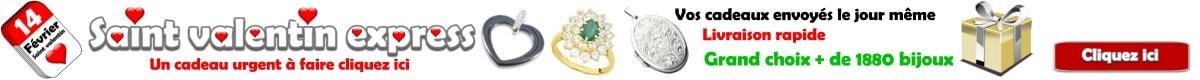bijoux express saint valentin